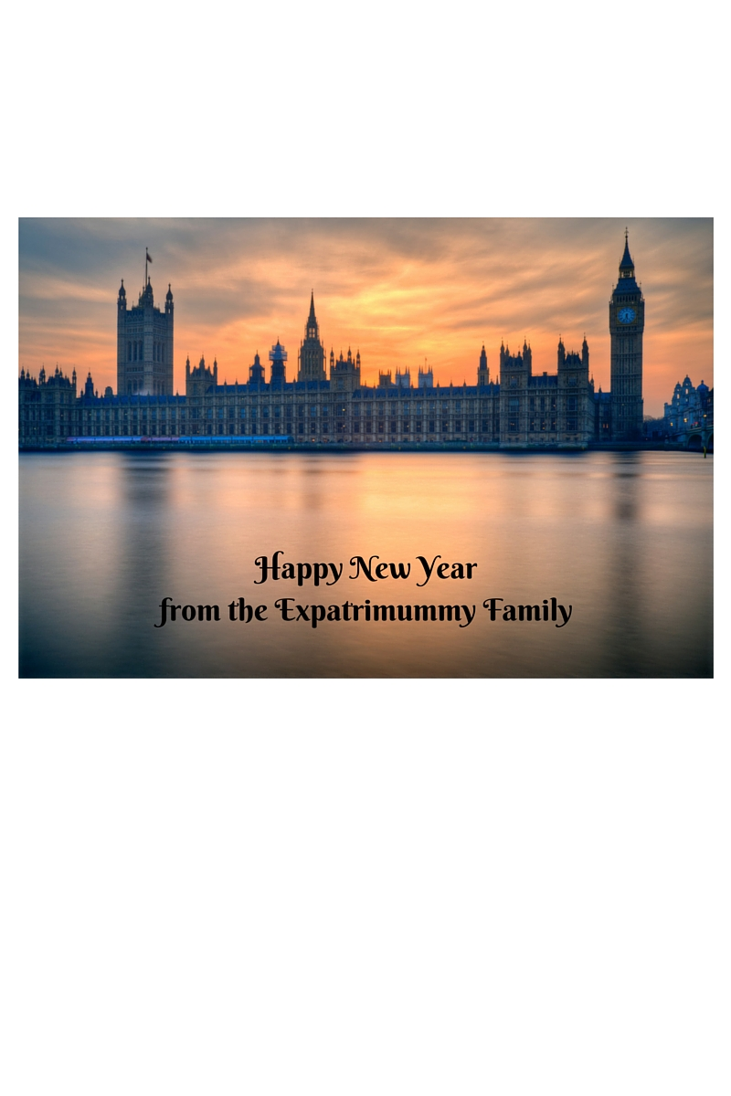 Happy New Year from Expatrimummy
